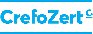 Logo 'CrefoZert'